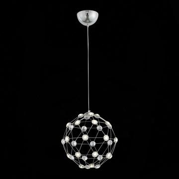 Подвесная светодиодная люстра ST Luce Ufo SL796.103.48, LED 21,6W 4000K (дневной) - миниатюра 5