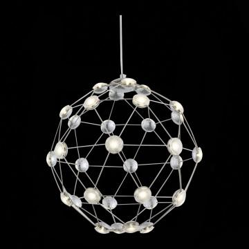 Подвесная светодиодная люстра ST Luce Ufo SL796.103.48, LED 21,6W 4000K (дневной) - миниатюра 6