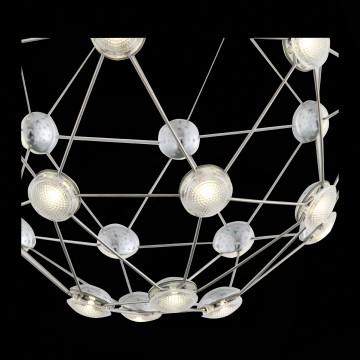 Подвесная светодиодная люстра ST Luce Ufo SL796.103.48, LED 21,6W 4000K (дневной) - миниатюра 7