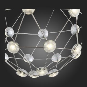 Подвесная светодиодная люстра ST Luce Ufo SL796.103.48, LED 21,6W 4000K (дневной) - миниатюра 8