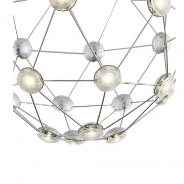 Подвесная светодиодная люстра ST Luce Ufo SL796.103.48, LED 21,6W 4000K (дневной) - миниатюра 9