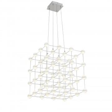 Подвесная светодиодная люстра ST Luce Atomo SL797.103.64, LED 38,4W 4000K (дневной) - миниатюра 1