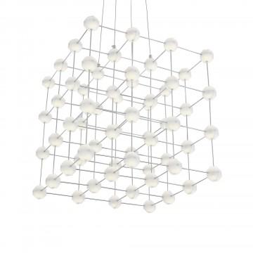 Подвесная светодиодная люстра ST Luce Atomo SL797.103.64, LED 38,4W 4000K (дневной) - миниатюра 2