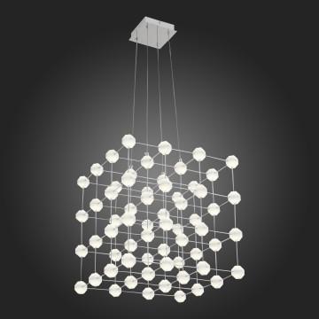 Подвесная светодиодная люстра ST Luce Atomo SL797.103.64, LED 38,4W 4000K (дневной) - миниатюра 3
