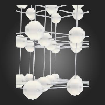 Подвесная светодиодная люстра ST Luce Atomo SL797.103.64, LED 38,4W 4000K (дневной) - миниатюра 8