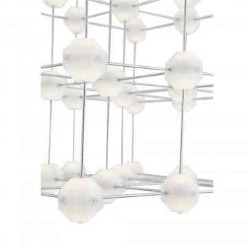 Подвесная светодиодная люстра ST Luce Atomo SL797.103.64, LED 38,4W 4000K (дневной) - миниатюра 9