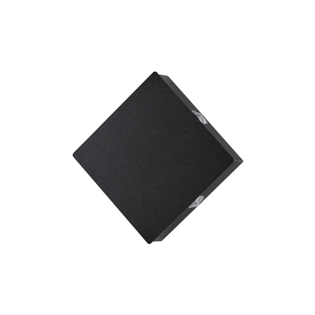 Настенный светодиодный светильник Odeon Light Hightech Vista 4259/8WL, LED 8W 3000K 299lm, черный, металл