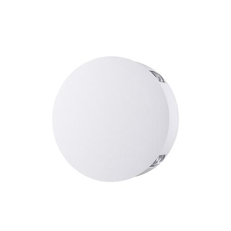 Настенный светодиодный светильник Odeon Light Hightech Beata 4261/8WL, LED 8W 3000K 435lm, белый, металл