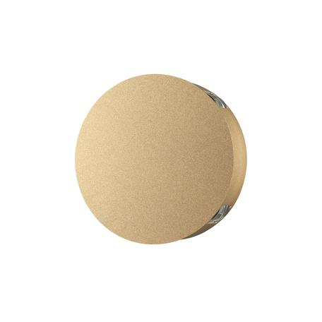 Настенный светодиодный светильник Odeon Light Hightech Beata 4263/8WL, LED 8W 3000K 315lm, матовое золото, металл