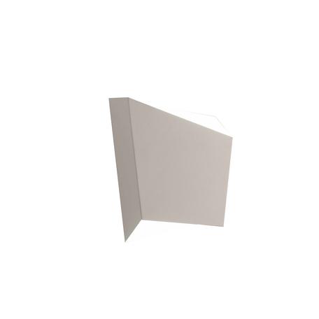 Настенный светильник Mantra Asimetric 6220, белый, металл