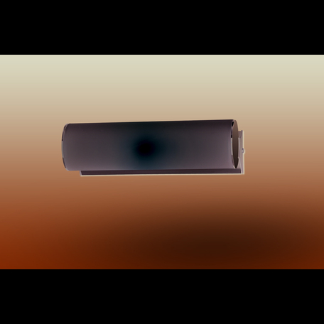 Настенный светильник Odeon Light Walli Tube 2028/1W, 1xE14x40W, хром, белый, металл, стекло