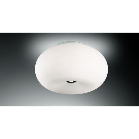 Потолочный светильник Odeon Light Pati 2205/3A, 3xE27x60W, хром, белый, металл, стекло