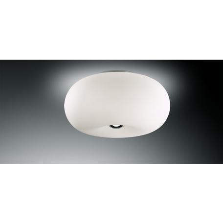 Потолочный светильник Odeon Light Pati 2205/3C, 3xE27x60W, хром, белый, металл, стекло - миниатюра 1