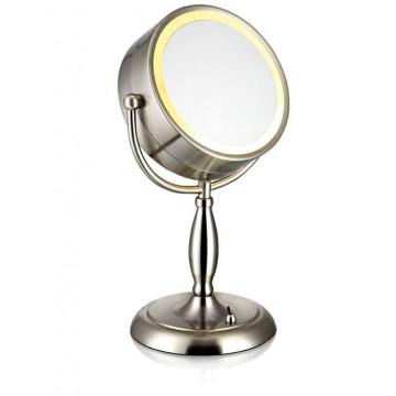 Косметическое зеркало с подсветкой Markslojd Face 105237, 1xE14x25W
