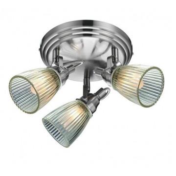 Потолочный светильник с регулировкой направления света Markslojd Lada 104865, IP44, 3xG9x40W
