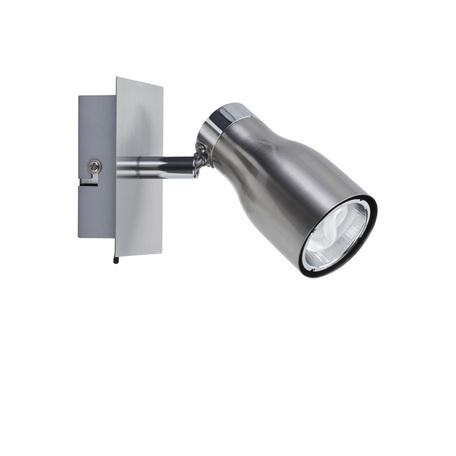 Настенный светильник с регулировкой направления света Paulmann Meli 66583, 1xGU10x8W, металл