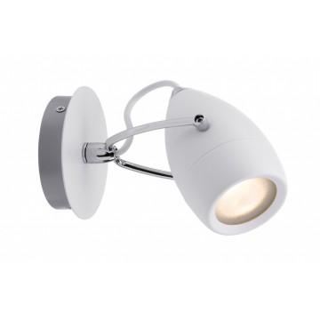 Потолочный светильник с регулировкой направления света Paulmann Drop 66714, IP44