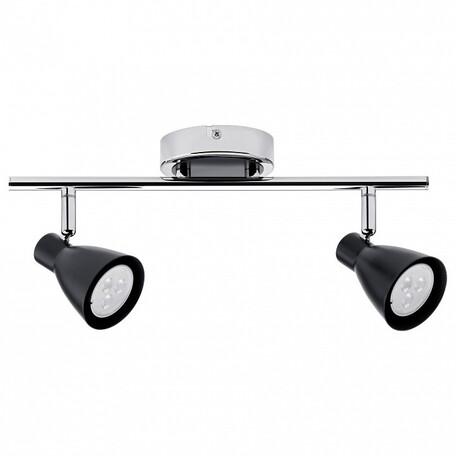 Потолочный светильник с регулировкой направления света Paulmann 2Simple 66563, 2xGU10x3,5W, металл