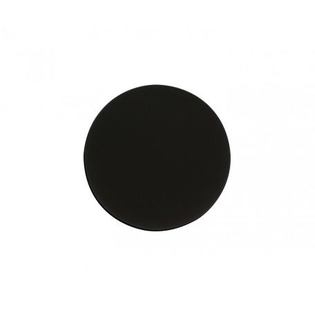 Настенный светодиодный светильник Kink Light Затмение 2200,19, LED 6W 4000K 420lm CRI>80, черный, металл