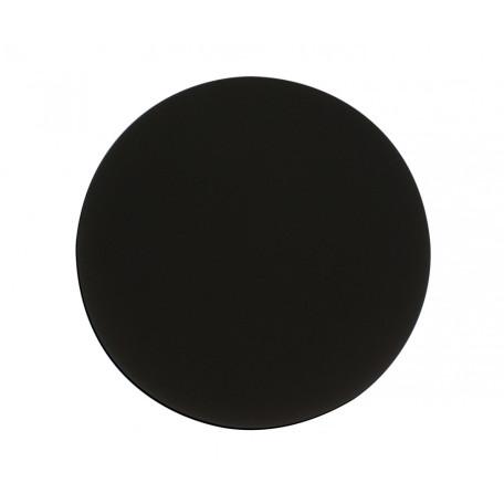Настенный светодиодный светильник Kink Light Затмение 2203,19, LED 24W 4000K 1680lm CRI>80, черный, металл - миниатюра 1