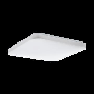 Потолочный светодиодный светильник Eglo Frania 97875, LED 17,3W, белый, металл, пластик