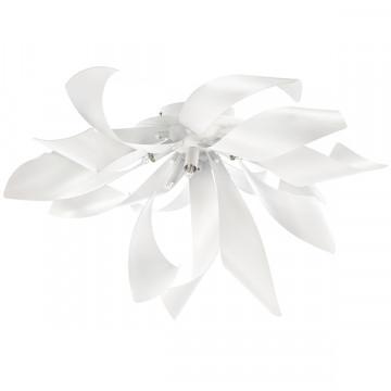 Потолочная люстра Lightstar Turbio 754166, 6xG9x40W, белый, металл