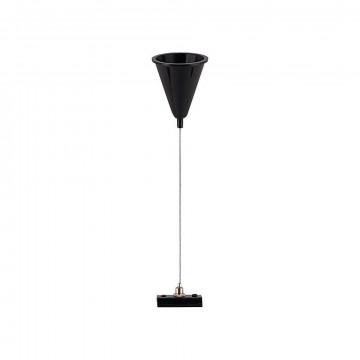 Набор для подвесного монтажа шинной системы Nowodvorski Profile 9460, черный, металл, пластик