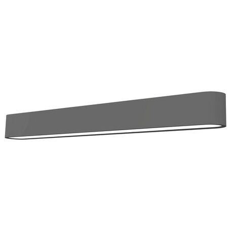 Настенный светильник Nowodvorski Soft LED 9525, 1xG13T8x11W, белый, серый, металл, пластик - миниатюра 1