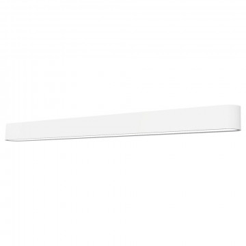 Настенный светильник Nowodvorski Soft LED 9526, 1xG13T8x16W, белый, металл, пластик