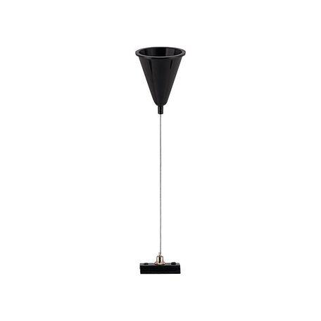 Nowodvorski Profile 9460, черный, металл с пластиком, пластик с металлом