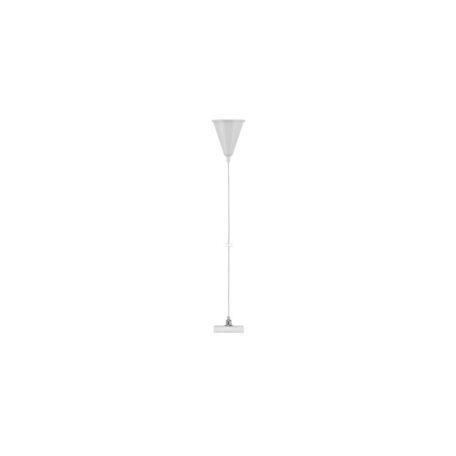 Nowodvorski Profile 9461, белый, металл с пластиком, пластик с металлом