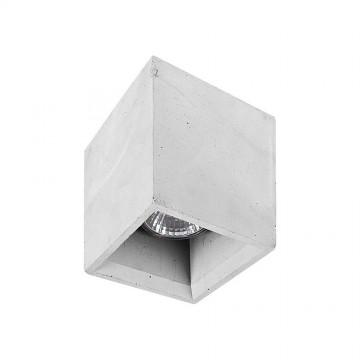 Потолочный светильник Nowodvorski Bold 9388, 1xGU10x35W, серый, бетон