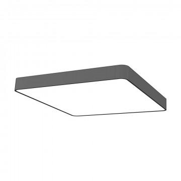 Потолочный светильник Nowodvorski Soft LED 9528, 5xG13T8x11W, белый, серый, металл, пластик