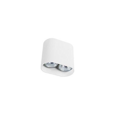 Потолочный светильник Nowodvorski Pag 9387, 2xGU10x35W, белый, металл
