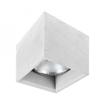 Потолочный светильник Nowodvorski Bold 9392, 1xGU10x75W, серый, бетон