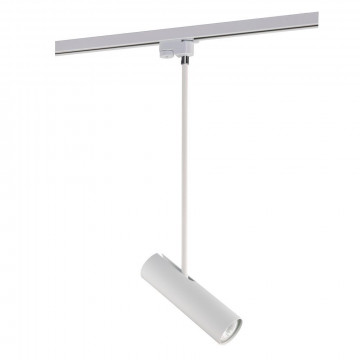 Светильник с регулировкой направления света для шинной системы Nowodvorski Profile Eye Super 9324, 1xGU10x35W, белый, металл