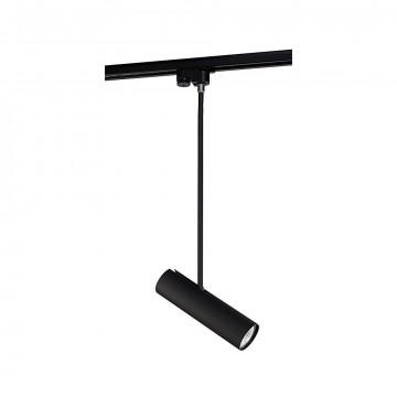 Светильник с регулировкой направления света для шинной системы Nowodvorski Profile Eye Super 9325, 1xGU10x35W, черный, металл