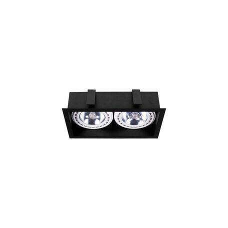 Встраиваемый светильник Nowodvorski Mod 9416, 2xGU10x75W, белый, металл