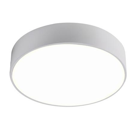 Потолочный светодиодный светильник Favourite FlashLED 2065-24C, IP21, LED 24W 4000K, белый, металл с пластиком, пластик