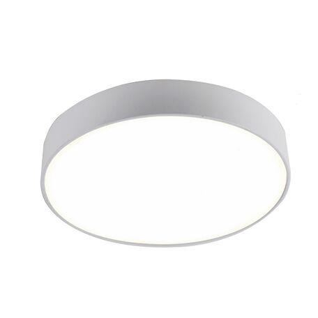 Потолочный светодиодный светильник Favourite FlashLED 2065-30C, IP21, LED 30W 4000K, белый, металл с пластиком, пластик