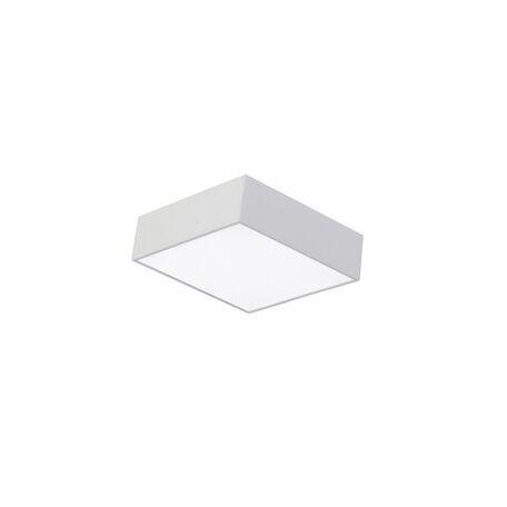 Потолочный светодиодный светильник Favourite FlashLED 2066-16C, IP21, LED 16W 4000K, белый, металл с пластиком, пластик