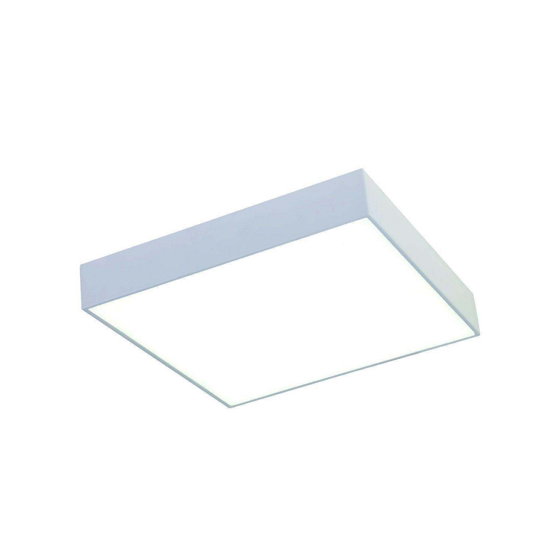 Потолочный светодиодный светильник Favourite FlashLED 2066-30C, IP21, LED 30W 4000K, белый, металл с пластиком, пластик - фото 1