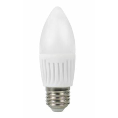Светодиодная лампа Voltega 4689 свеча E27 6W, 4000K 220V, гарантия 3 года