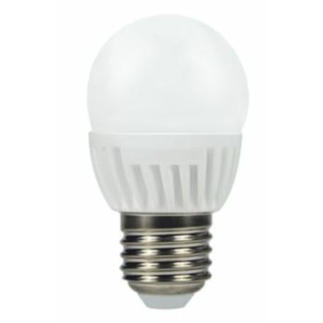 Светодиодная лампа Voltega 4695 G45 E27 6W, 2800K (теплый) 220V, гарантия 3 года