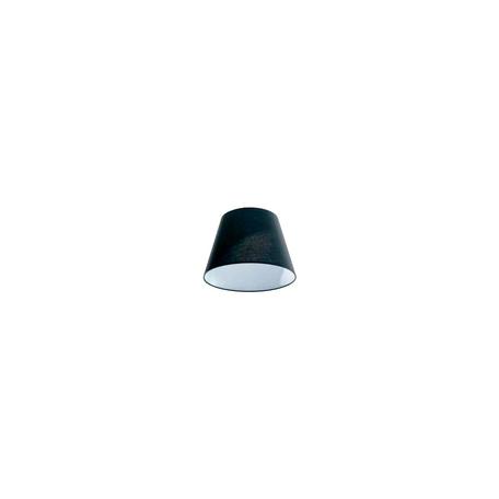Абажур Azzardo AZ2600, черный, текстиль