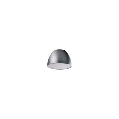 Плафон Azzardo Zyta Alu AZ2594, серебро, металл