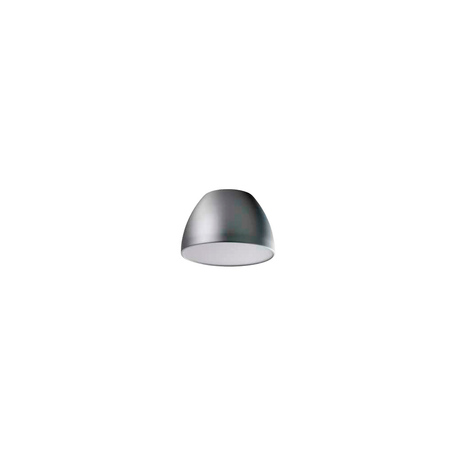 Плафон Azzardo Zyta Alu AZ2596, серебро, металл
