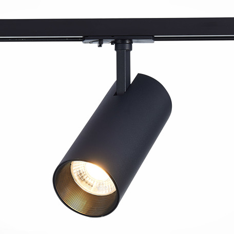 Светодиодный светильник ST Luce Mono ST350.436.30.24, IP22, LED 30W 3000K 2700lm, черный, металл