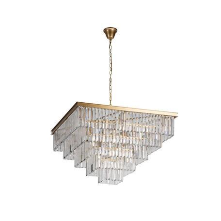 Светильник Loft It Prism Clear 10019/800S, 15xE14x40W