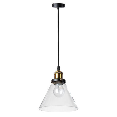 Светильник Loft It Factory filament LOFT1123, 1xE27x40W